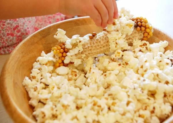 爆米花也有懶人做法?保留玉米原型的爆米花只要三分鐘!