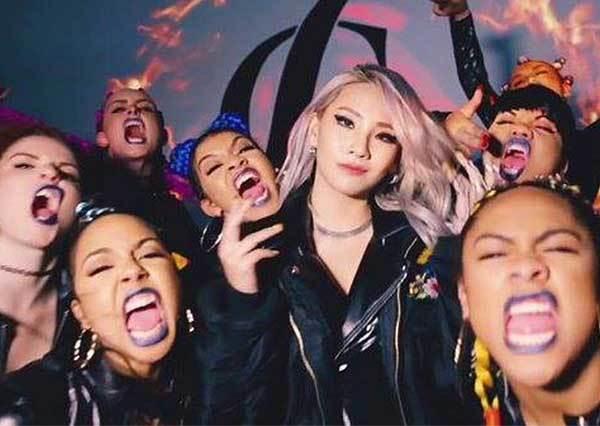 男有權志龍女有李彩琳!CL走紅歐美的SOLO單曲,拿掉背景音樂後變成...?
