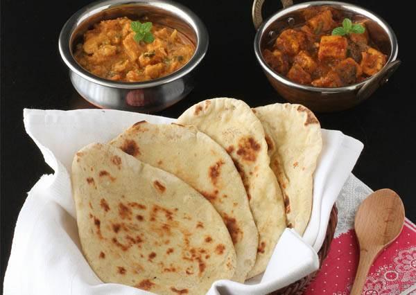 起司咖哩烤餅 滿滿的印度風味