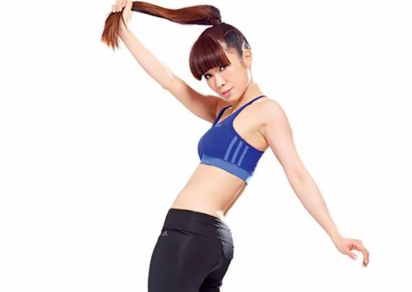 KIMIKO超激瘦減肥術:伸懶腰就讓你瘦到停不了!