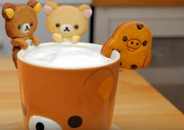 真人版杯緣子算什麼?不只療癒還能吃的拉拉熊杯緣子也能自己做!