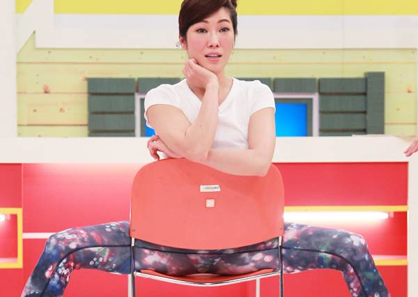 Kimiko傳『瘦』大法!一天只要做八下,狠甩大腿贅肉