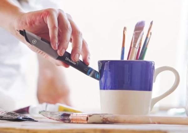超酷!可以畫出上萬種顏色的吸色筆,鉛筆盒有這支就夠了~