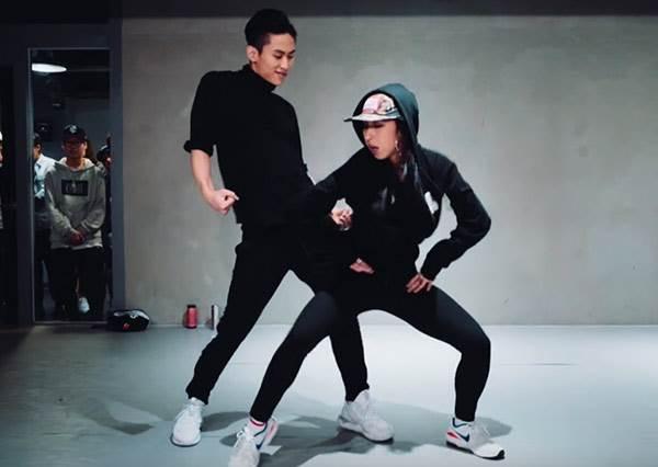 這樣帥氣的跳雙人舞,跳完不愛上彼此簡直太說不過去!