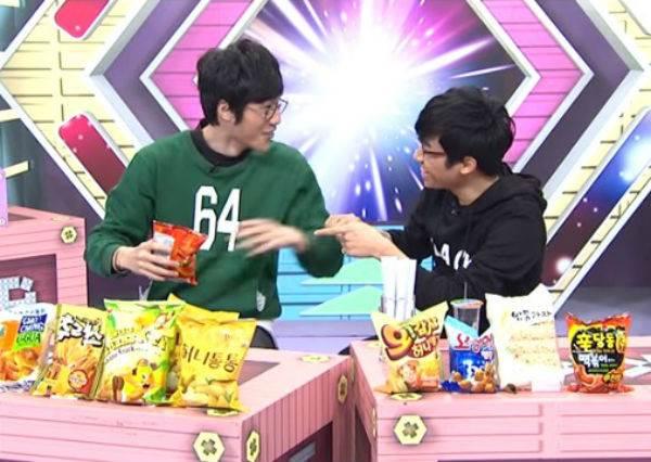 酷酷兄弟《歐爸兄弟x韓國超夯零食!》