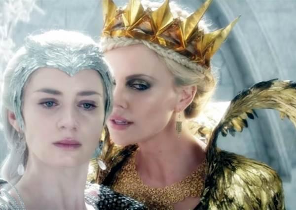 「公主」的前傳強勢來襲!惡皇后聯手冰皇后《狩獵者:凜冬之戰》最新預告登場啦