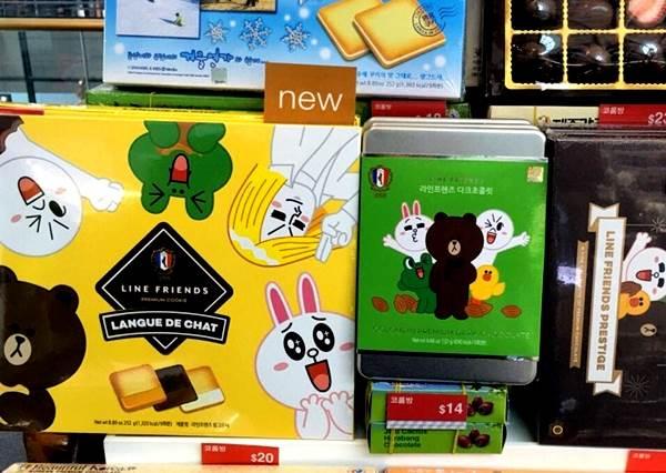 韓國必買必敗!超卡娃依貼圖巧克力,伴手禮買這個就對了!