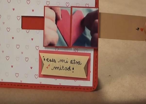 快點拉近「愛心」的距離吧!手作機關卡片4步驟超簡單♥,男友的生日怎麼還沒到啦