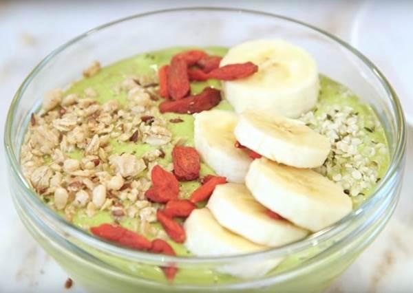 花5分鐘就完成!健康又能減肥的超級早餐Smoothie Bowl,而且還隨便拍都美