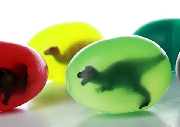 你家快變侏儸紀? DIY「超逼真恐龍蛋肥皂」,多洗幾次澡小傢伙就孵出來囉!