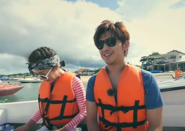 橙汁夫婦峇里島甜蜜度假,智孝花美男帥弟現身做了這些事,讓姐夫壓力超大!