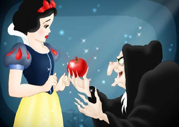 太神速!三秒就能削完蘋果皮?如果白雪公主真的存在,應該也會尖叫連連吧