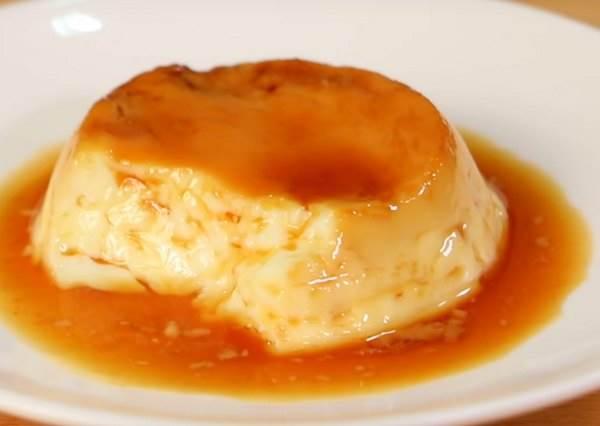 香Q滑嫩焦糖布丁 Caramel Pudding