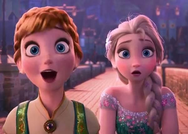 《冰雪奇緣2》未演先轟動!是否會打破傳統,給艾莎一個女朋友呢?!