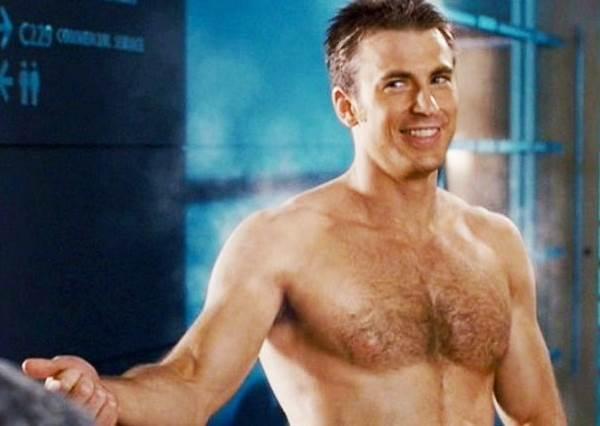 美國隊長上節目玩很大,懲罰竟動用到褲子裡的「小克里斯」?!(羞)