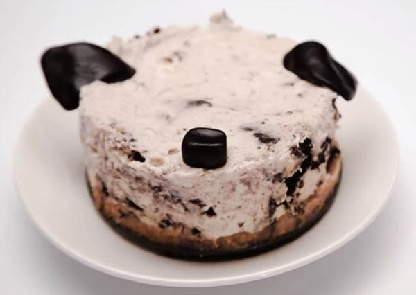 還記得迪士尼超可愛的101忠狗嗎? 竟然可以DIY乳酪蛋糕免烤版!