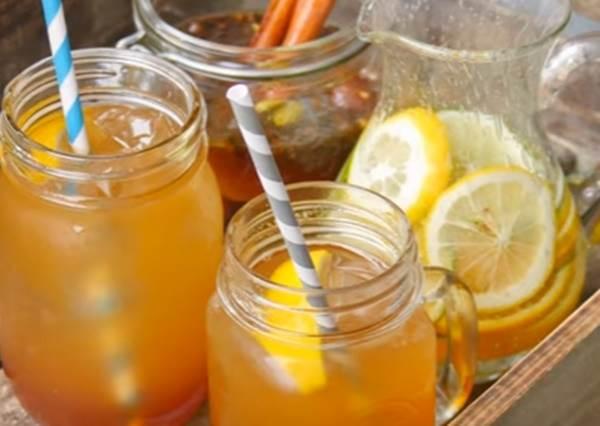 當水果遇上蘇打...夏天為自己做一杯「檸檬汽水」,清爽不長胖!