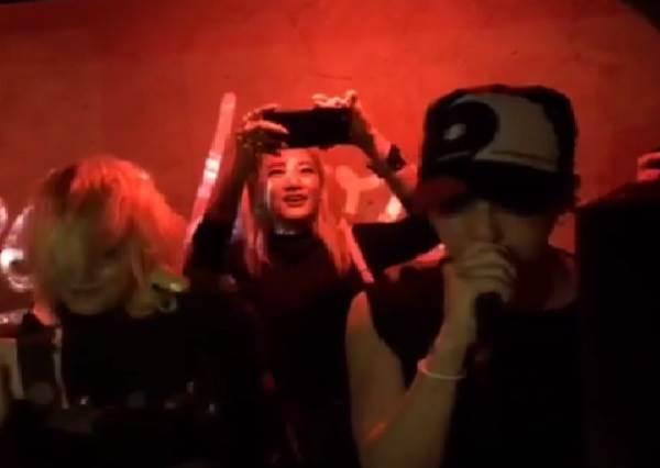 GD合體CL!私下尬舞影片曝光,志龍一個MOVE讓人覺得這對兄妹徹底解放玩好嗨!