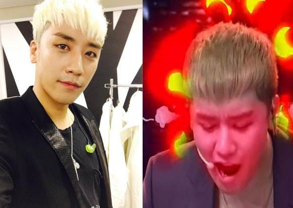 美女粉絲當著BIGBANG勝利面前說她最愛㊙㊙!歐爸面子掛不住大喊「我不開心!」