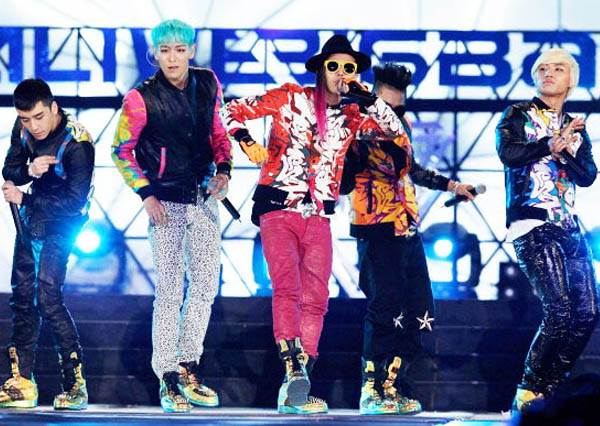 直擊Bigbang撒嬌秀!五人各出絕技但G-Dragon翻白眼是哪招?!