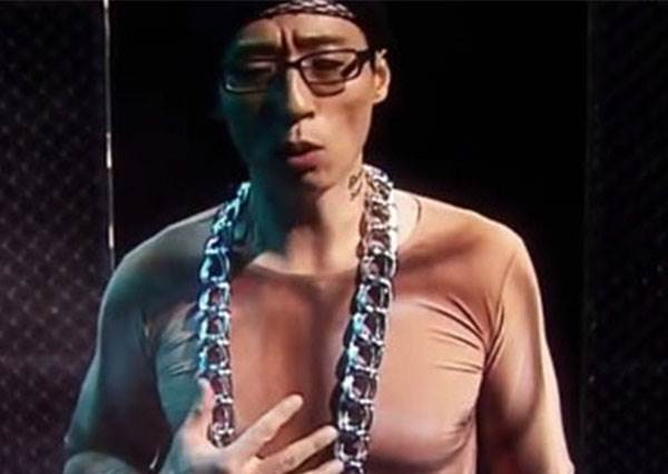 神模仿!劉在錫百分百還原BIGBANG太陽MV,好笑到看五次都不嫌多!