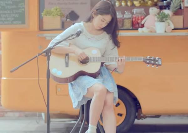 連寫歌她都會!朴信惠創作單曲《My Dear》,用中文甜唱讓人融化在夏季涼風裡!