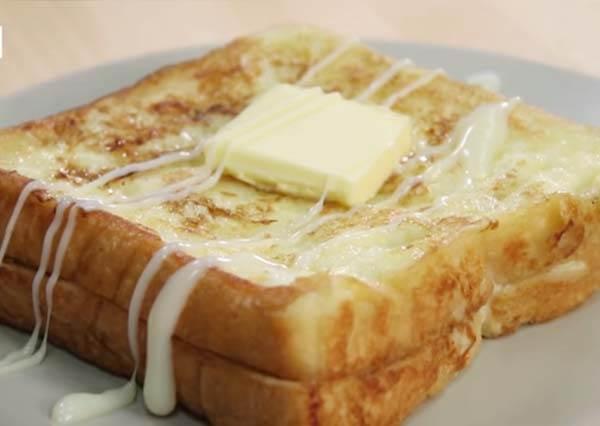 港式西多士 Hong Kong Style Toast
