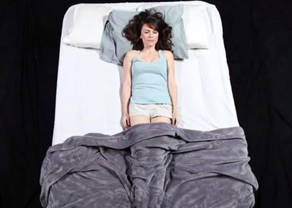 驚!!!!你不可不知,原來女人的睡姿正透露這些訊息......