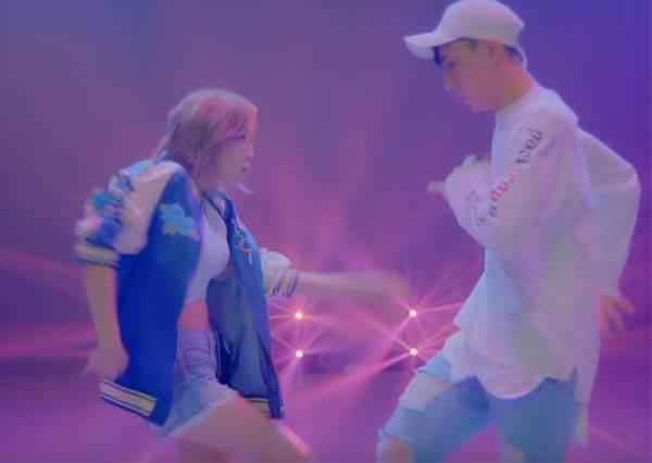太妍新歌秀雙人舞!瞬間捧紅身旁鮮肉,原來他竟是SM家的御用dancer!
