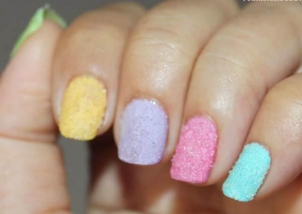 超簡單!你每天都會吃到的東西,竟然就能做出可愛度滿點的《軟糖指彩》?