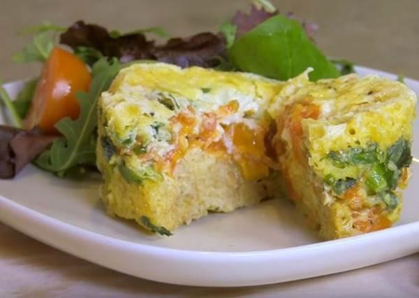 愛吃雞蛋的人都需要知道的微波爐料理秘技:3分鐘輕鬆做出5星級「法式鹹派」!
