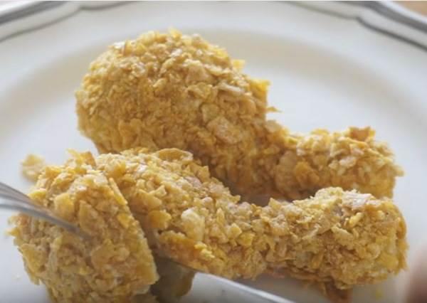 不但是甜的,而且用冰箱就能做? 這個沒有雞肉的炸雞可能會讓你吃得更開心!