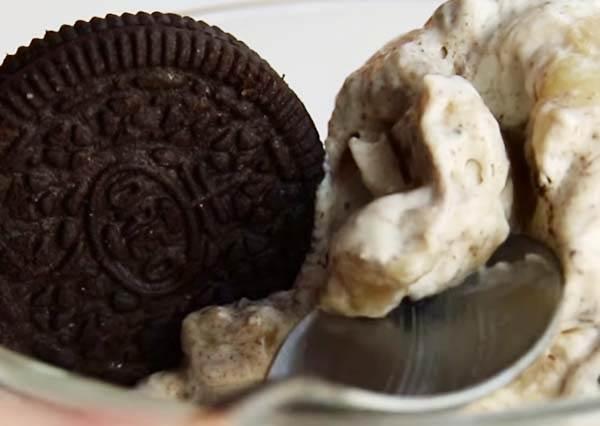 Oreo 香蕉冰淇淋 Oreo Banana Ice Cream