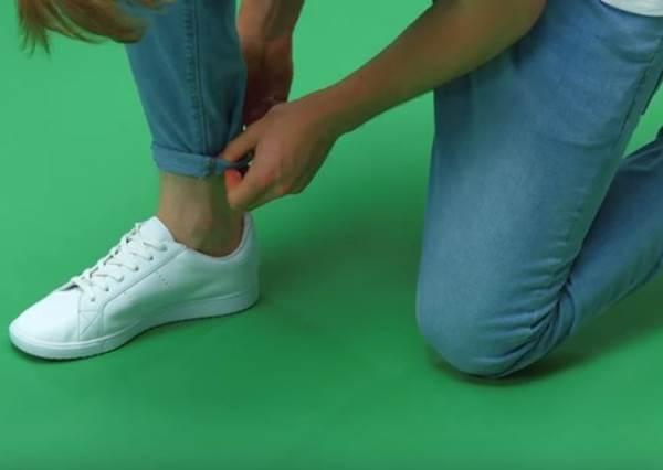 別人是時尚、我捲就變農夫? 潮男潮女一致推崇的捲褲管3步驟!