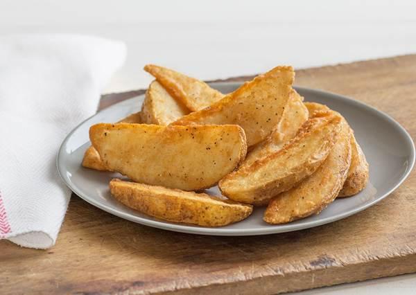 為什麼速食店的厚切薯條特別好吃? 做法、配方大公開,讓你在家就能神複製!