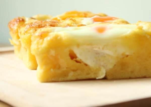 超人氣!韓式雞蛋糕 Korean Egg Pancake 계란빵