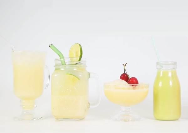多多配雪碧好新奇! 從來都沒發現養樂多還有這4種創意喝法...