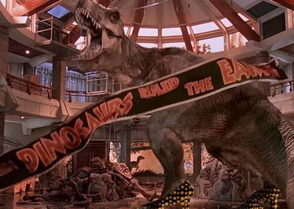 恐龍也會穿高跟鞋?!惡搞侏儸紀公園,保證讓你捧腹大笑!!