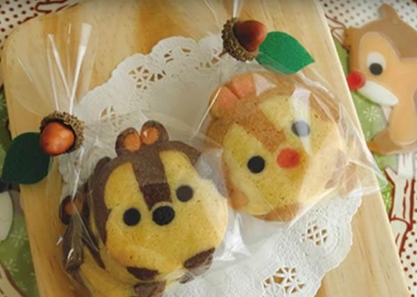 萌度爆表「奇奇蒂蒂餅乾」,好不容易DIY成功你捨得吃嗎?