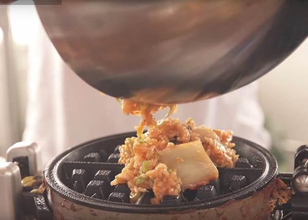 9種鬆餅機美食新吃法!連下午茶店才有的脆感「布朗尼鬆餅」也只要一步驟就完成