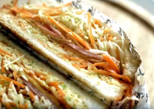 同等韓國「ISAAC三明治」的外傳食譜公開!原來蛋汁裡加入這些是好吃的關鍵?
