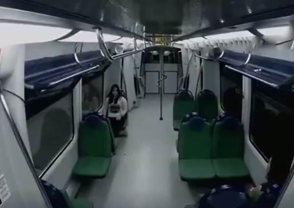 搭地鐵遇真人版屍速列車 可怕電影真實上演你該怎麼辦