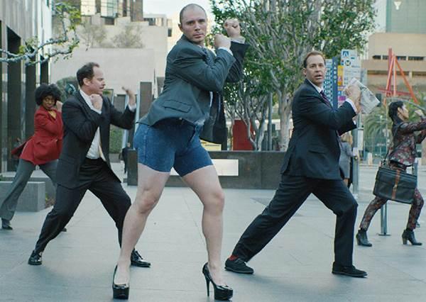西裝猛男PK工地大叔!告訴你高跟鞋熱舞的性感極限
