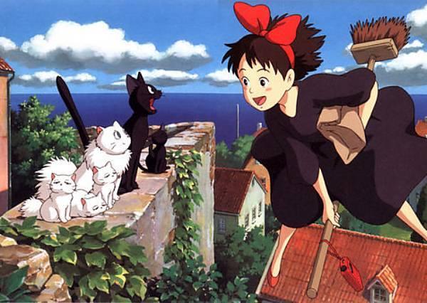 當3D遇上宮崎駿!經典作品大集合 讓網友彷彿又回到了童年