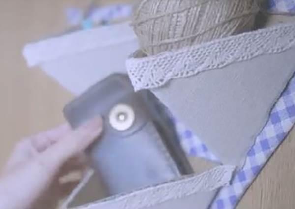 網拍包裹你竟然丟了?DIY鄉村風置物籃就靠它!