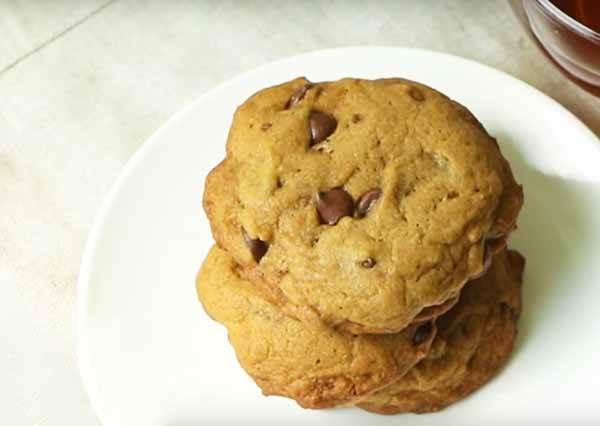 巧克力豆餅乾 Chocolate Chip Cookies