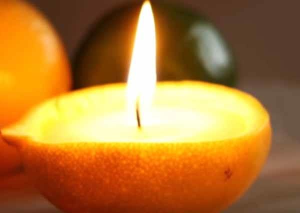 檸檬蠟燭 Lemon Candles