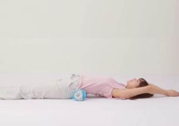 0元自製骨盆枕!5分鐘讓腰圍瞬間變小5cm