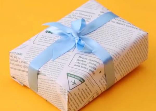 第一次就上手!充滿質感禮物包裝法輕鬆解決
