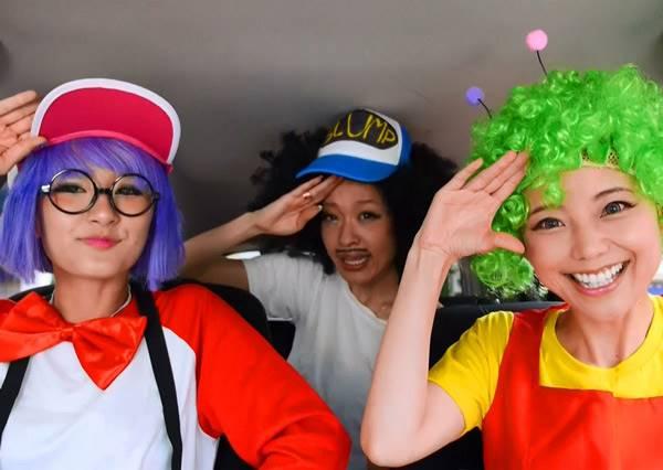 日本正妹人來瘋 超可愛動畫組曲你能認出幾部?